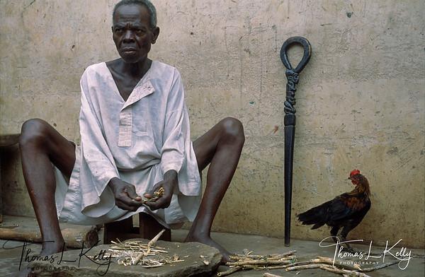 Yoruba Tribe of Nigeria, West Africa