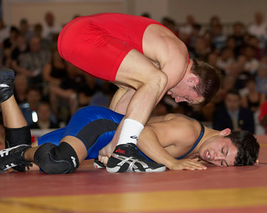 Greco-Roman Championships 60 Kg Joe Warren (NYAC) def. Joe Betteman (NYAC?USOEC)