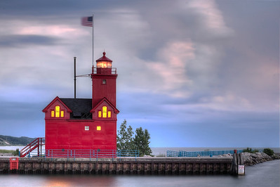 Michigan Lighthouse Guide - Holland