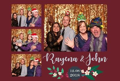 Rayena and John  - The Springs - 12.08.2018
