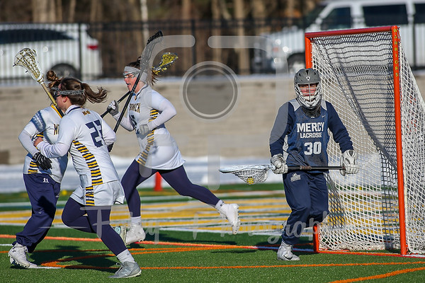 WLAX: Mercy College at Merrimack