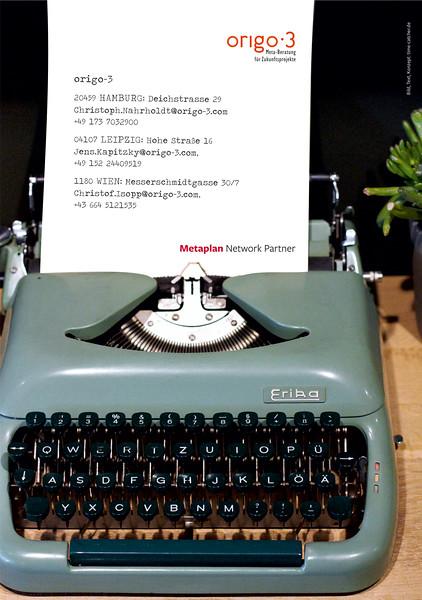 Origo3 Meta-Beratung aus Hamburg Printkommunikation