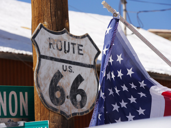PALM SPRINGS/ROUTE 66