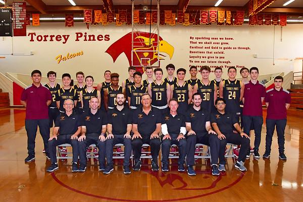 TP Varsity Team 17-18