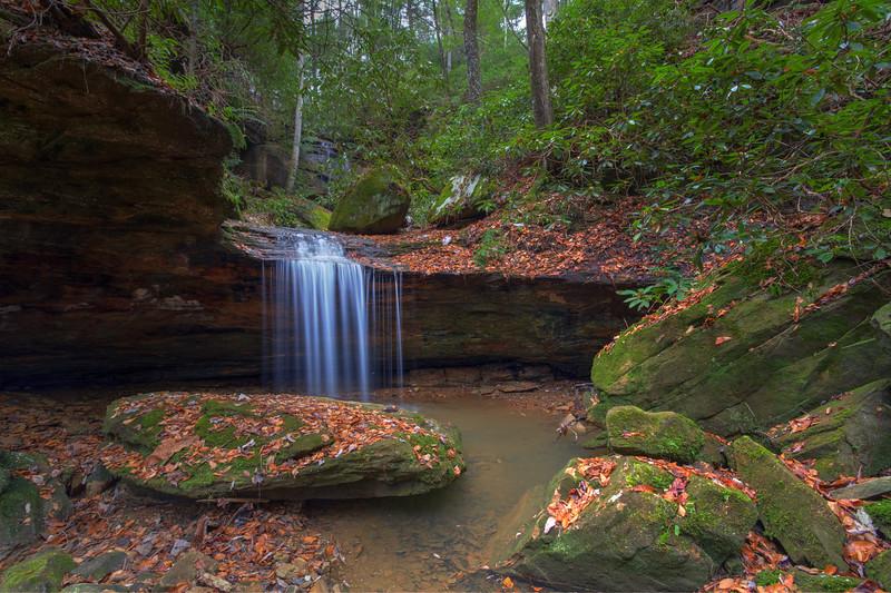 Lower Triple Falls