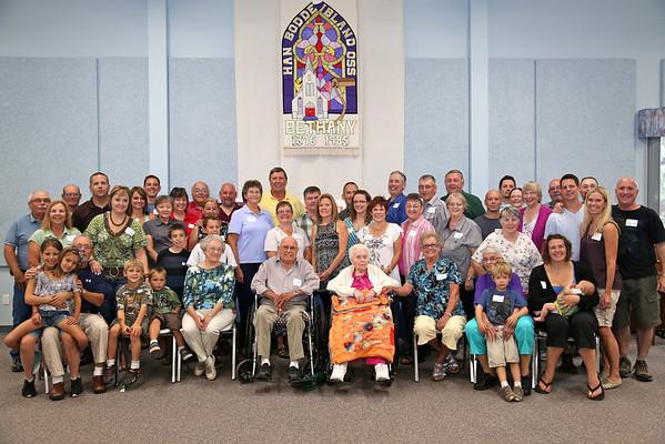 Anderson Reunion, Aug 2012