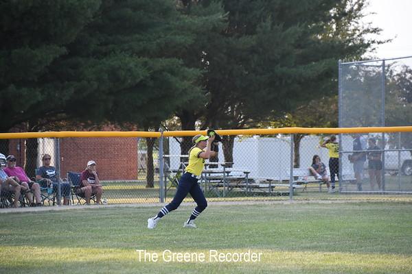 Softball vs Newman Catholic