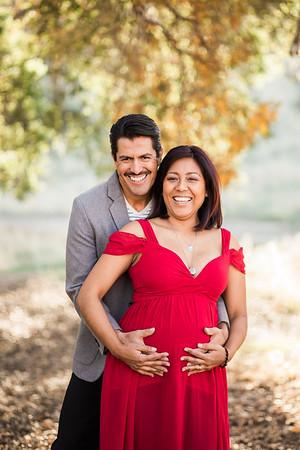 Oscar & Ana + Baby