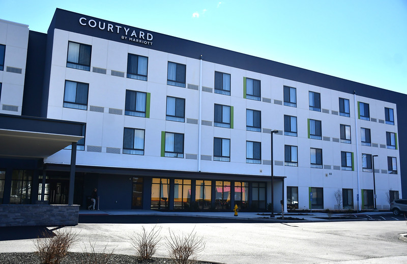 4/10/2019 Mike Orazzi | Staff The Courtyard by Marriott in Southington on West Street.