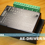 SKU: AE-DRIVER/MS35, DC 9-42VDC 1-Phase 3.5A Microstepping Motor Driver