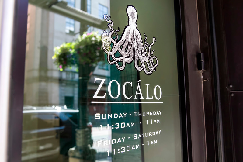 Zocálo Mexican Restaurant in Seattle, WA