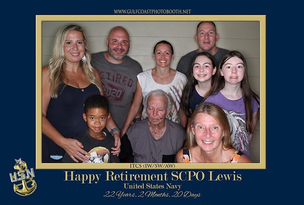 Lewis Retirement Party