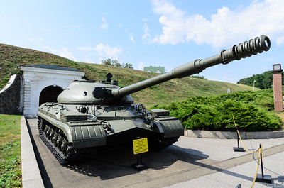 Statue of The Motherland Armaments Museum