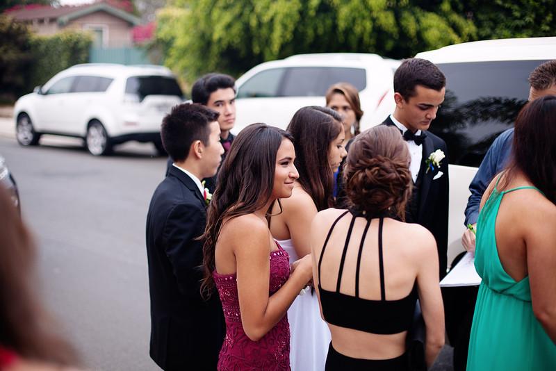 El Segundo HS Prom 2013