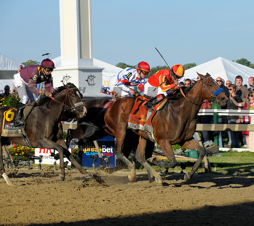 Past Preakness Stakes Winners