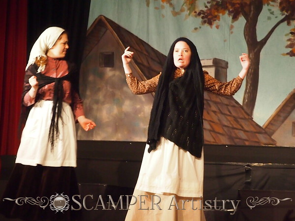 """""""Fiddler on the Roof"""" - Waterville Playshop"""
