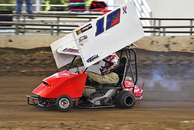 #12 Randy Sargent