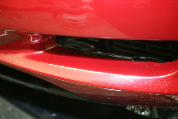 2004 Mazda RX8 Bumper Only