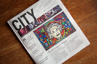 CITY: The paper itself
