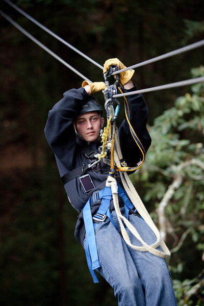 Redwood Canopy Tours 2010-09-05