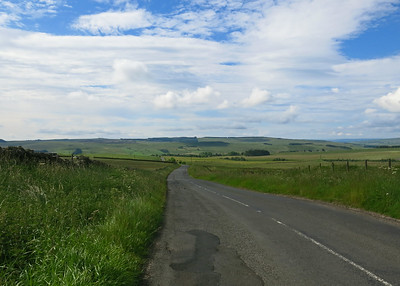NCR 68 and NCR 10 : Elsdon to Bellingham and surroundings