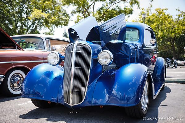 Sac City Muscle Car Club Summer Show