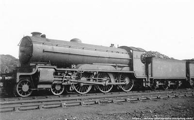 Pickersgill 956 class 4-6-0's