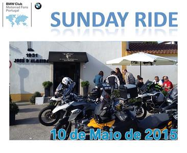 Sunday Ride 10.05.2015