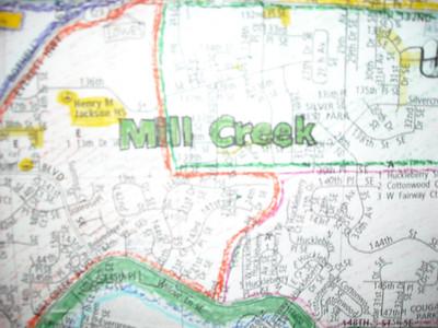 Austin Mill Creek 12-4-2010