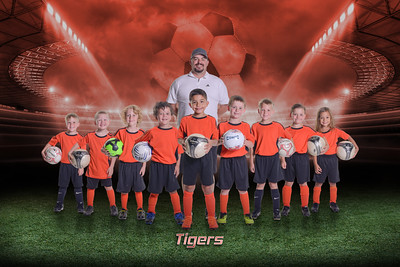 2019 Fall Soccer- U6 Boys