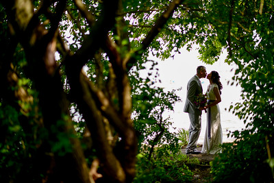 Aaron and Veronica's Wedding 6-4