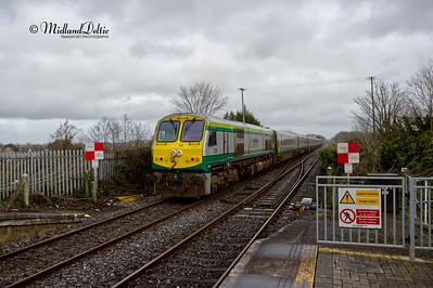 Portlaoise (Rail), 10-03-2020