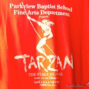 Evan Hayes_ Tarzan Production