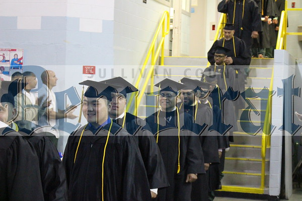2017 Sullivan Correctional Graduation