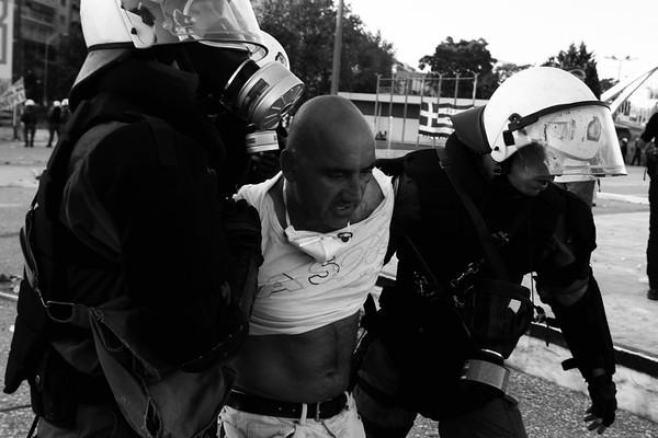 Greece :  Crisis