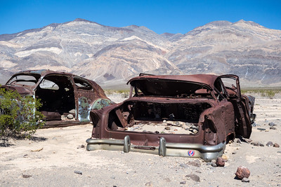 2014-03-29 Trip to Trona Pinnacles and Panamint Valley