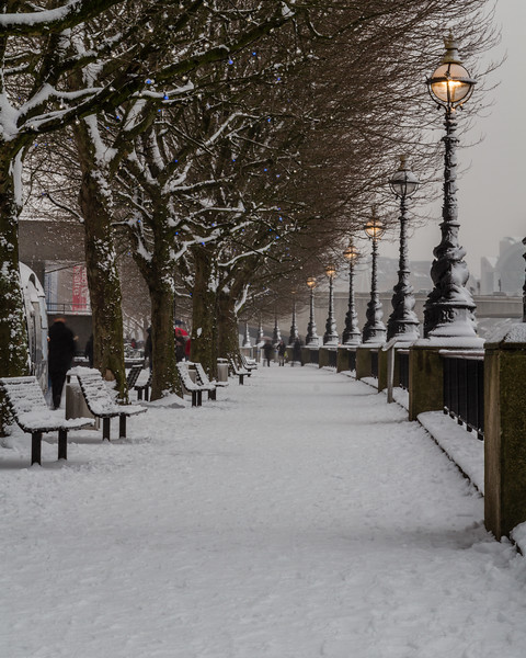 Southbank Snow