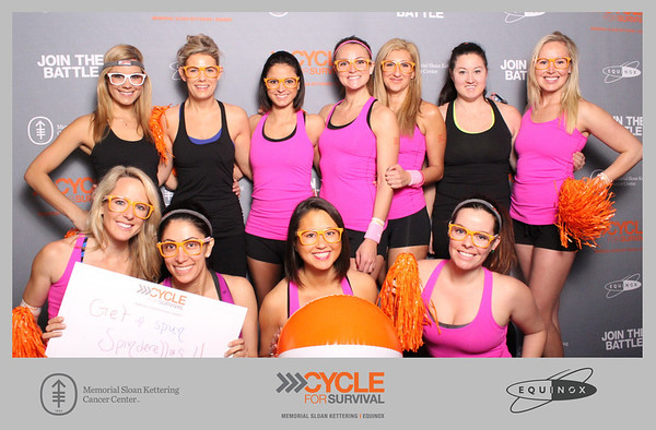 Cycle for Survival 2014