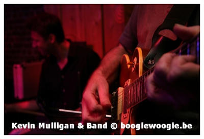 2008-10 | KEVIN MULLIGAN BAND