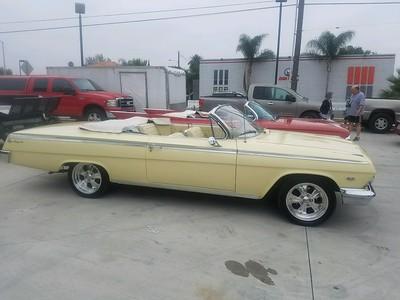 62 Chevy Impala SS