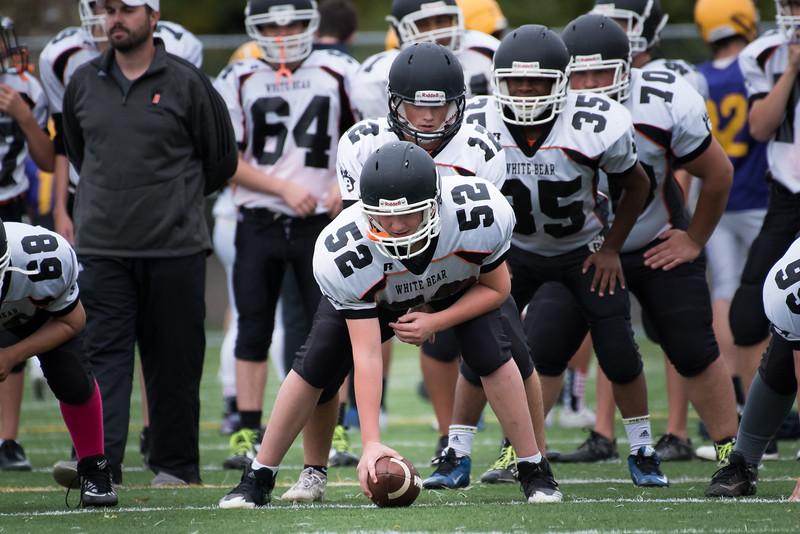 WBL 9th Grade Football 2017