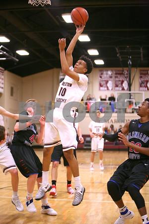 Wheaton Academy vs Glenbard South boys basketball
