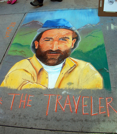 2010 Chalk Art Salt Lake City