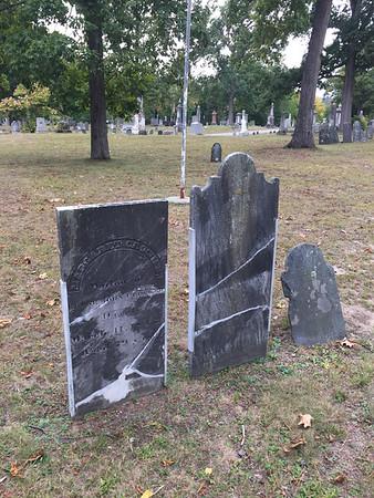 Derry NH cemetery