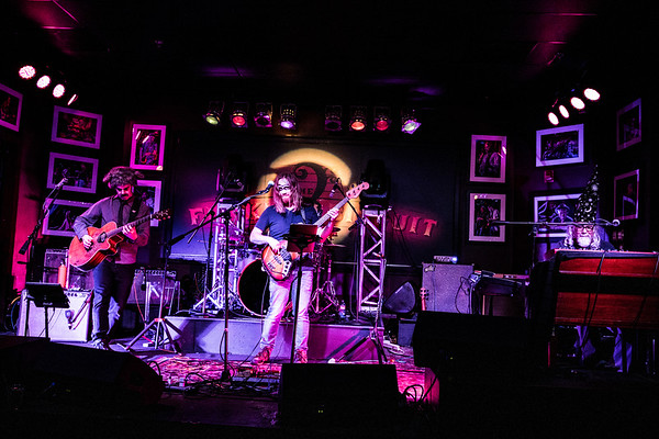10/31/18 The Bonediggers at the Funky Biscuit by Brad Stevens