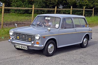 BMC ADO 16. 1963-1974.