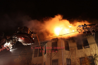 Chelsea, MA - 3rd Alarm, 31 Franklin Ave, 11-14-10