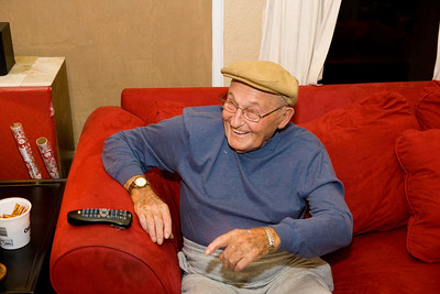 Crawford's 90th Birthday