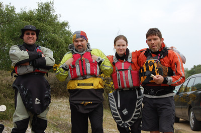 Kayaking the dorset coast