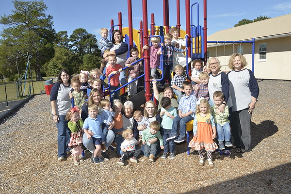 Photos FBC Haynesville Hide Away Preschool Students